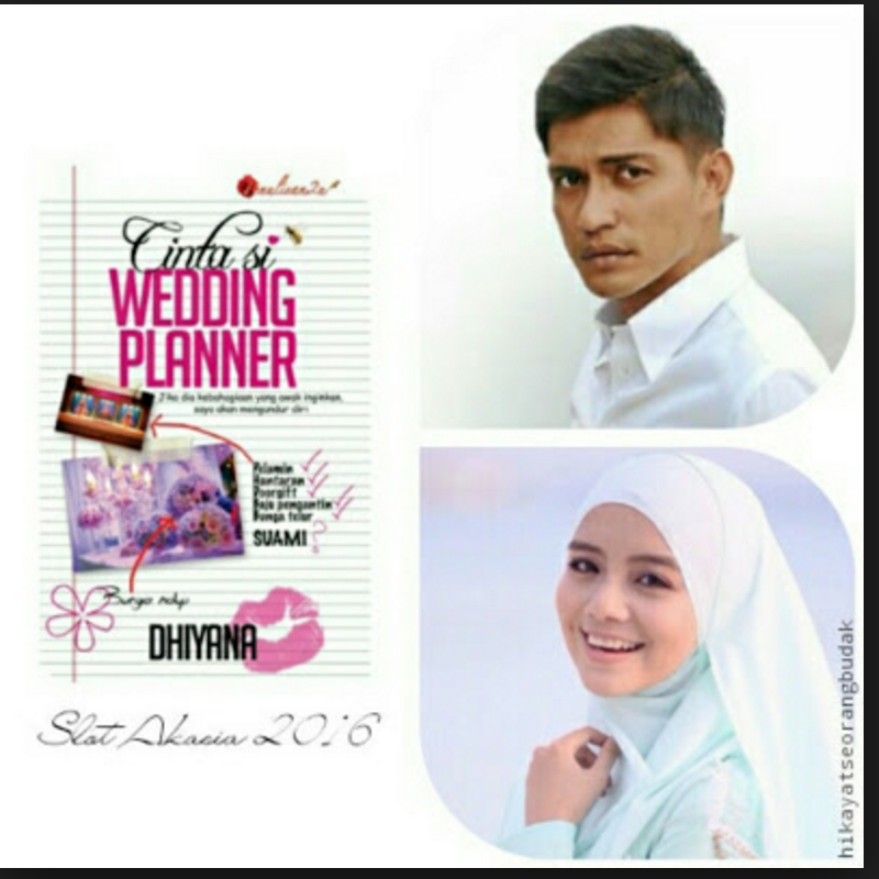Cinta Si Wedding Planner (Slot Akasia TV3)