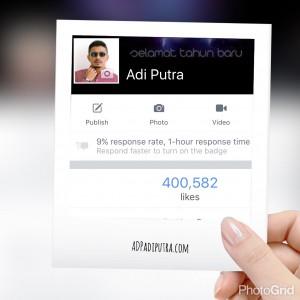 fanpage Adi Putra