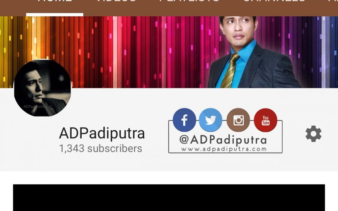 Official Youtube Channel Adi Putra
